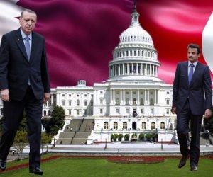 الإخوة في السلاح.. تقرير أمريكي يطالب واشنطن بمواجهة المحور «التركي-القطري»