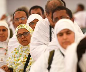 بعد مناسك الحج.. 2500 حاجا من مصر وفلسطين وغينيا ييبتون في مدينة رسول الله