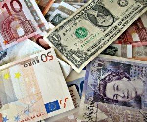 أسعار العملات الأجنبية تواصل الانخفاض أمام الجنيه المصري في تعاملات اليوم الخميس 9-7-2020
