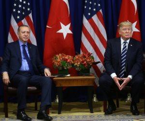 زيارة أردوغان الفاشلة لأمريكا.. مشادة مع ليندسي جراهام وغضب وسط نواب الكونجرس