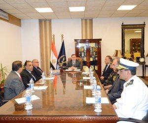 وزير الداخلية يعقد اجتماعا بقيادت أمن الإسكندرية لمراجعة خطة تأمين احتفالات العيد