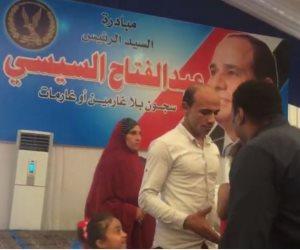 رضا سالم خارج الأسوار في العيد.. ما يفسده الاقتراض يصلحه الرئيس (فيديو)