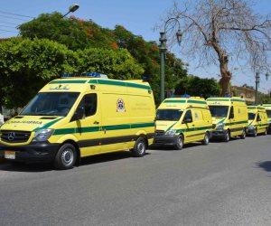 الصحة جاهزة لعيد الأضحى: 3 آلاف سيارة إسعاف و10 لنشات ومروحيتين