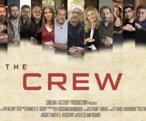 The crew.. كواليس صناعة السينما في فيلم وثائقي يضم كبار الصُناع
