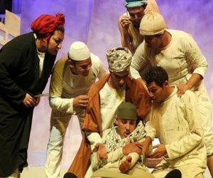 «الروح تدب في المسرح».. أبطال «ولاد البلد» في مهمة قومية لمواجهة الإرهاب والتطرف