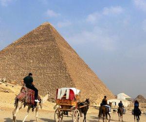 وزارة السياحة تعلن فتح جميع المناطق الأثرية والسياحية بطاقة 50% أول سبتمبر