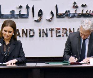 استعداداً للكوميسا 2018.. مصر توقع اتفاقية لربط 100 شركة أفريقية رائدة بالمؤسسات الدولية (صور)