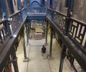 افتتاح متحف نجيب محفوظ في مارس..أكان يجب على الوزيرة أن تزور المتحف حتى يتحقق الحلم؟