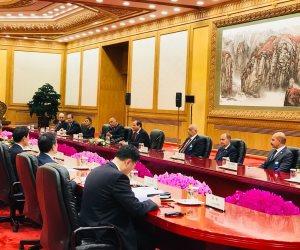 المصريون يجنون ثمار زيارة الرئيس السيسي إلى الصين