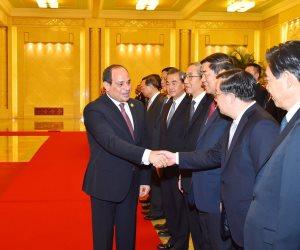 لماذا تهتم مصر بالصين.. التنين الآسيوي ثاني أكبر مصدر للاستثمار الأجنبي المباشر بالعالم