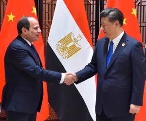 التقارب الاقتصادي بين الصين ومصر ليس حديثًا... أربع سنوات شاهدة على التعاون