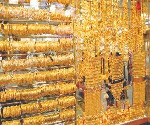 أسعار الذهب اليوم السبت 2-1-2021 فى مصر