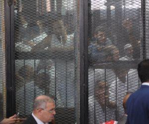 """الإعدام لحجازي والبلتاجي والعريان.. ننشر النص الكامل لحيثيات حكم """"فض اعتصام رابعة"""""""