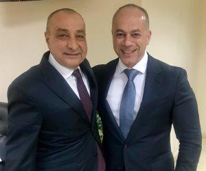 """""""إعلام المصريين"""" تفعل شراكتها فى مجموعة المستقبل القابضة للإعلام والاتصالات (صور)"""