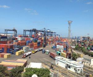 بالأرقام: هكذا انخفضت الصادرات عبر الموانئ المصرية