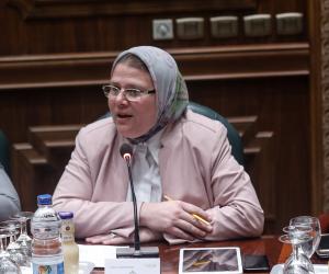 شيرين فراج تشكر كل من دعمها ضد كورونا.. وتؤكد: القوات المسلحة دائما الملجأ فى الشدة
