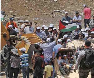 بعد اعتراف ترامب بسيطرتها على الجولان.. هذا ما فعلته إسرائيل بحق الفلسطينيين