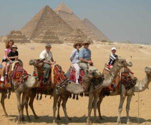 خلال عام 2018.. كيف انعكست نجاحات السياحة على الاقتصاد المصرى؟