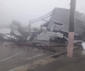 """أخبار العالم.. إعصار """"تاوكتاى"""" الهندي يتسبب في مصرع 33 وفقدان أكثر من 90 شخصا"""