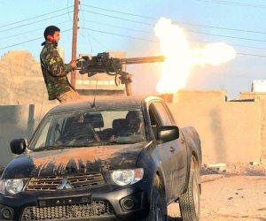 لليوم السادس على التوالي.. كيف تصدى الجيش الليبي لهجوم مرتزقة تركيا على محاور جنوب طرابلس؟