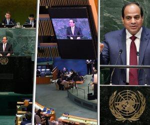 برلمانيون وسياسيون يكشفون حقائق مهمة عن مشاركة السيسي في اجتماعات الأمم المتحدة