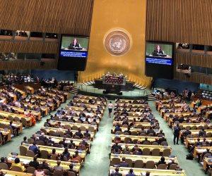 بحضور الرئيس السيسي.. بدء فعاليات قمة نيلسون مانديلا للسلام