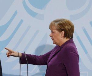 رجع بخفي حنين.. ألمانيا مودعة أردوغان: مازال التوتر قائماً بيننا
