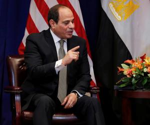 «فلسطين في القلب».. السيسي يؤكد: يد العرب لازالت ممدودة بالسلام