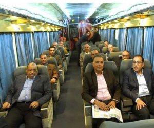 نسفت مزاعم انتهاء العمر الافتراضي.. رسائل رحلة رئيس الوزراء إلى الصعيد لتطوير القطارات