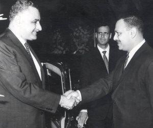 """في ذكرى رحيل عبد الناصر.. سامي شرف يروي قصة تفوق السد العالي على """"الإمباير ستيت"""" بأمريكا"""