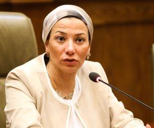 وزيرة البيئة: السيسي أوصى أجهزة الدولة بالعمل على عودة مصر لدورها الريادي بالقارة السمراء