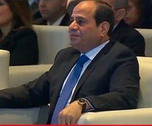 فعاليات الملتقى الأول لمدارس ذوي الاحتياجات الخاصة بحضور الرئيس السيسي (بث مباشر)