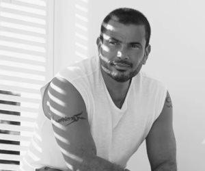 عيد ميلاد الهضبة عمرو دياب يتصدر التريند بعد احتفال دينا وبهاء وتوتير