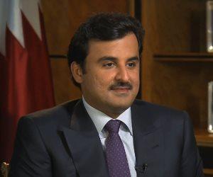 أوهام تميم تتزايد.. أمير قطر يروج شائعات عن اكتشاف مشروع عملاق لزيادة إنتاج الغاز