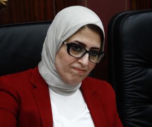وزيرة الصحة ترد على المشككين: 20 سرير في كل مستشفى عزل لمصابي الأطقم الطبية