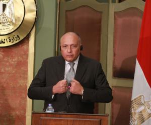 سامح شكري عن «اتفاقية المبادئ»: مصر لا تنسحب من معاهدات أبرمتها بحرية