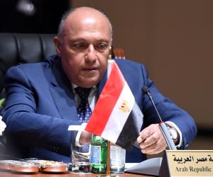 مصر تُرحب بنتائج مشاورات السويد بين الأطراف اليمنية