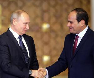 مصر على منصة «الاتحاد الروسي».. السيسي أول رئيس أجنبي يلقي كلمة تحت قبة «الفيدرالية»