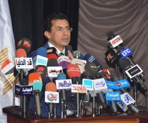 وزير الرياضة يشكل لجنة للتحقيق فى اختفاء كؤوس الفراعنة بالجبلاية والنتيجة اليوم