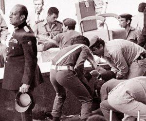 قصة السادات و 6 أكتوبر: بدأت بالنصر وانتهت بالشهادة (فيديو)
