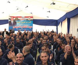 بمناسبة الاحتفال بالمولد النبوي.. زيارة استثنائية لجميع السجناء