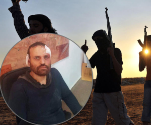 زوج شقيقة الإرهابي هشام عشماوي خلف القضبان بقرار قضائي