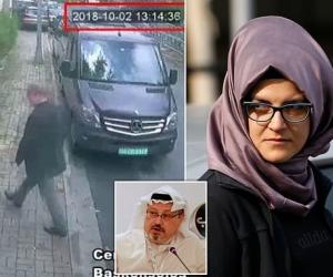هكذا فضحت خطيبة جمال خاشقجى المزعومة مخطط الإساءة للسعودية