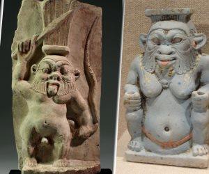 وسيلة عادل إمام لاصطياد الجميلات.. قصة الإله الفرعوني المثير للبهجة والمرح