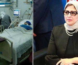 الحكومة تكذب شائعة إخفاء المستشفيات أعداد وفيات كورونا الحقيقية