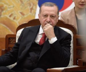 """الخارجية تستنكر تصريحات أردوغان حول """"مرسي"""":  يرعى الإرهاب.. ومشاعره الحقد والضغينة تجاه مصر"""
