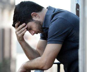 الأعراض السلوكية الأكثر شيوعا فى حالات الاكتئاب عند الرجال