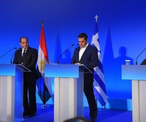 15 شركة يونانية تزور مصر في يناير المقبل.. التفاصيل وجدول الأعمال