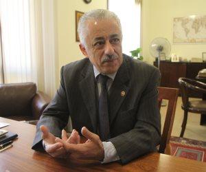 """لتناول أخبار """"مشروع تطوير التعليم"""".. ماذا قال طارق شوقي عن الـ""""إعلام الرصين""""؟"""