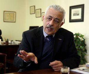 آخر كلام.. وزير التعليم يحدد موعد اعتماد وإعلان نتيجة الثانوية العامة